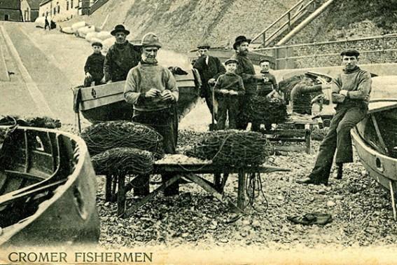 Cromer_fishermen