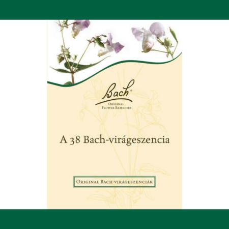 A 38 Bach-virágeszencia