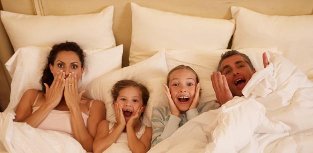 Stressz mentes család