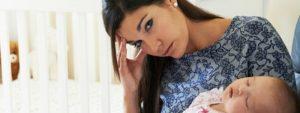 Szülés utáni depresszió kezelése