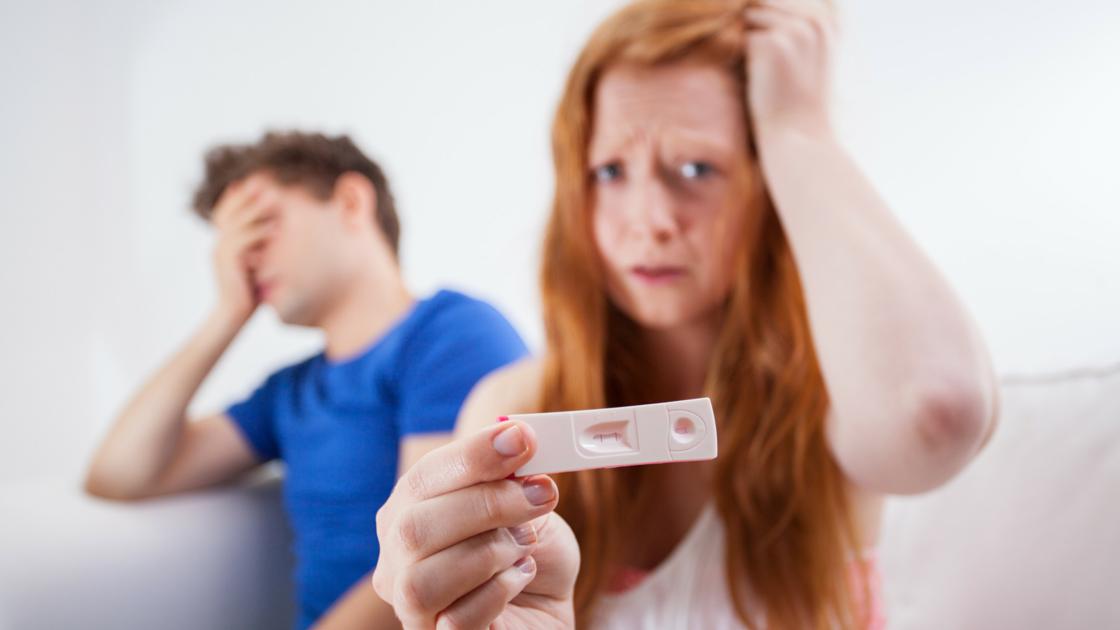Szülés utáni depresszió oka lehet, hogy nem volt tervezett a várandósság.