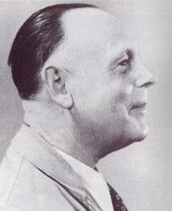 Victor Bullen Bach doktor munkatársa