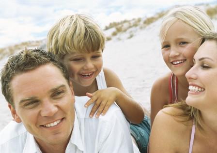 A stressz kezelése gyerekeknél a család egyensúlyi állapotán.