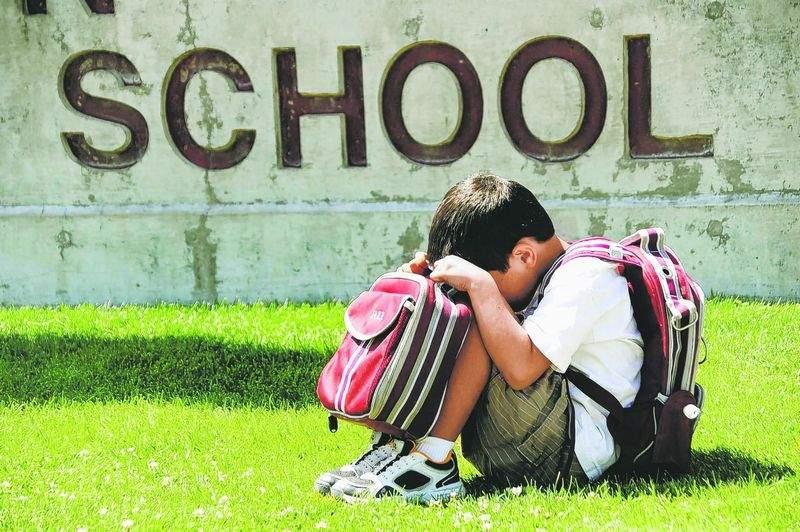 Iskolakezdés félelemmel