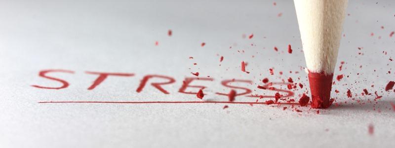 Stresszes életet élünk. Fejléc.