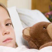 Beteg a gyerekem és kórházban van.