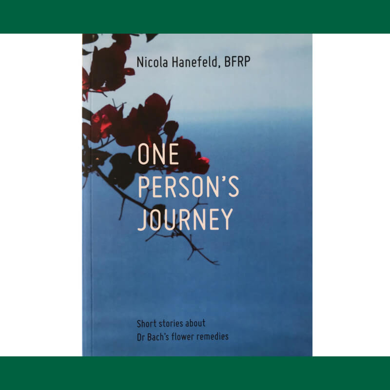 Nicola Hanefeld One persons journey
