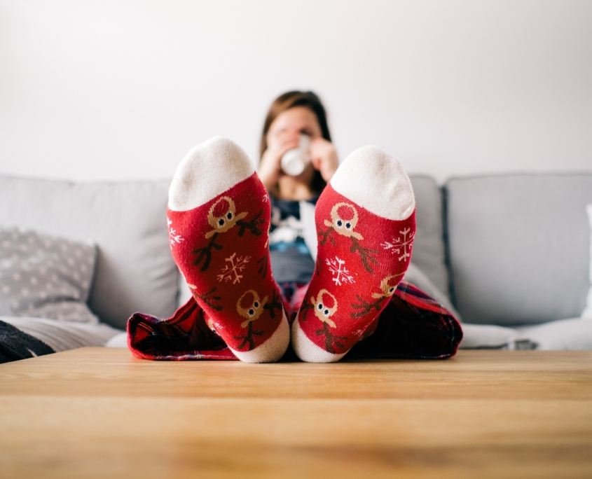 Pihenés és boldog karácsony