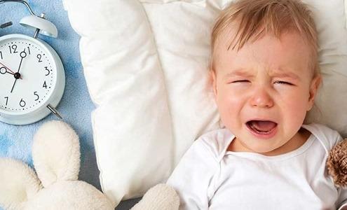 Nem alszik a gyerek
