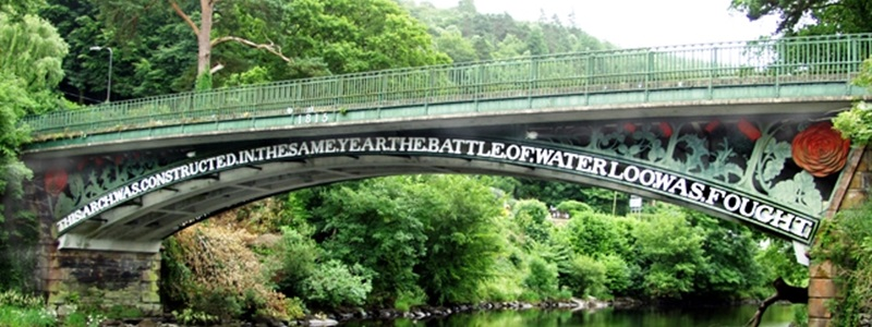 Waterloo Bridge, Bettws-y-Coed